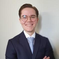 Accelerate Finance & Legal Recruitment - Jonas Byberg